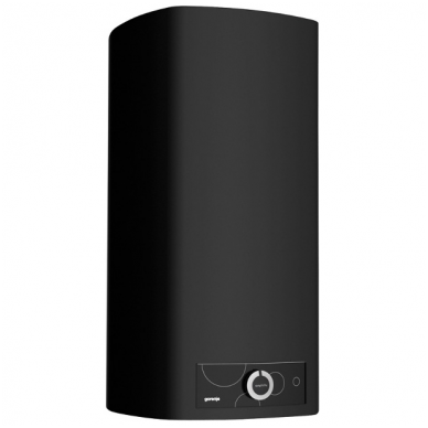 Elektrinis vandens šildytuvas Gorenje OTG 100 SLSIM, juodas