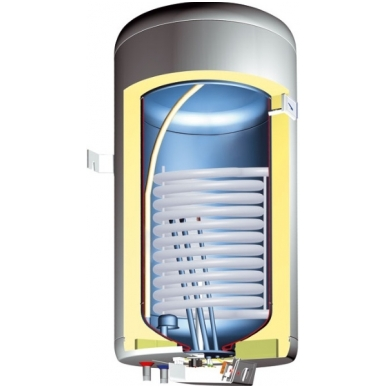 Kombinuotas vandens šildytuvas Gorenje GBK 200 LN/RN