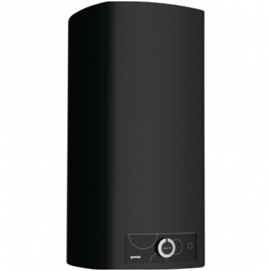 Elektrinis vandens šildytuvas Gorenje OTG 120 SLSIM, juodas