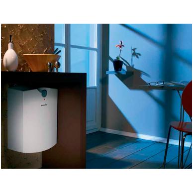 Elektrinis vandens šildytuvas Gorenje GT 15 U 4