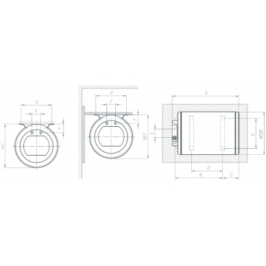 Elektrinis vandens šildytuvas Gorenje GBL 50 N 2