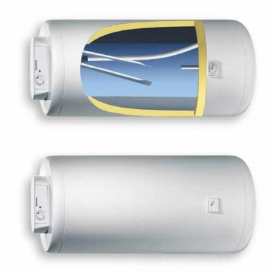Elektrinis vandens šildytuvas Gorenje GBU 80 N