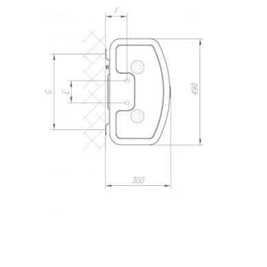 Elektrinis vandens šildytuvas Gorenje FTG 50 SM 5