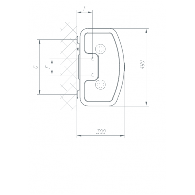 Elektrinis vandens šildytuvas Gorenje FTG 80 SM 3