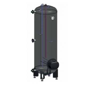 Elektrinis vandens šildytuvas Gorenje VLG 200A-G3 2