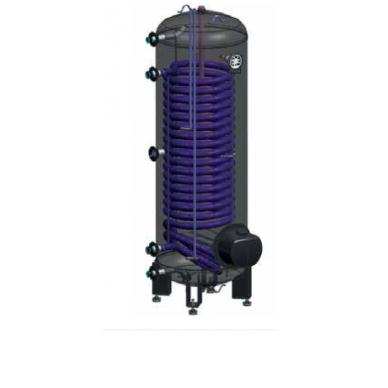 Kombinuotas pastatomas vandens šildytuvas Gorenje VLG 200A1-1G3 3