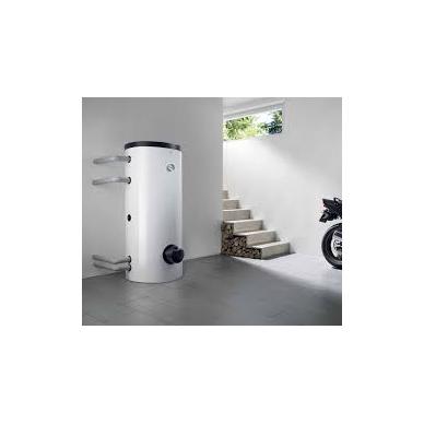 Kombinuotas pastatomas vandens šildytuvas Gorenje VLG 200A1-1G3 6