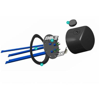 Elektrinis vandens šildytuvas Gorenje VLG 300B-G3 2