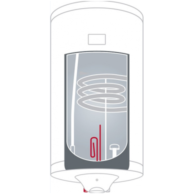 Kombinuotas vandens šildytuvas Gorenje TGRK 100 LN/RN 4
