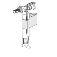 WC bakelio pripylimo armatūra Friatec